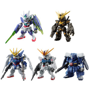 반다이 건담 컨버지 FW GUNDAM CONVERGE SELECTION [REAL TYPE COLOR] (BOX)